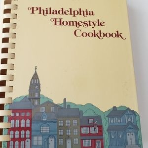 Philadelphia Homestyle  Coolbook, 286 paged